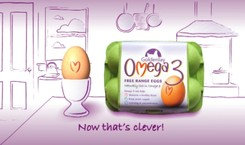 Goldenlay Omega 3 Eggs